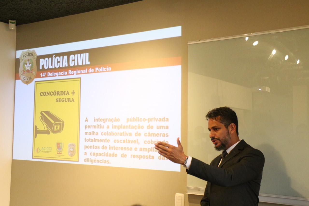 Lançado sistema de monitoramento integrado entre sociedade e polícia civil