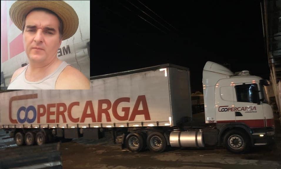 Motorista de Concórdia está desaparecido e pode ter sido vítima de assalto