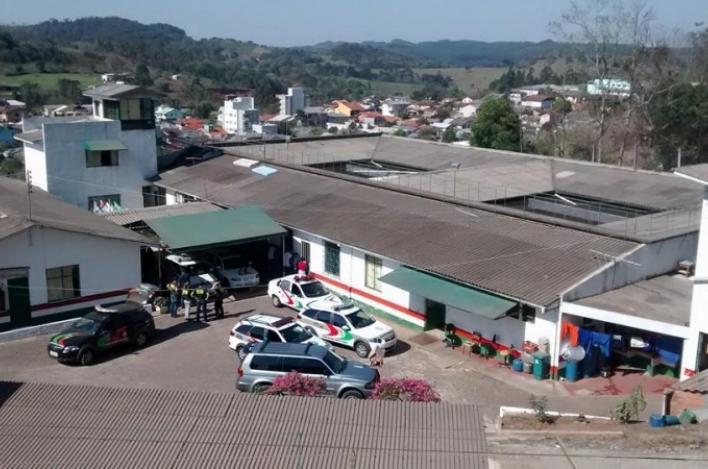 Presídio Regional de Concórdia registra uma fuga nesta segunda-feira