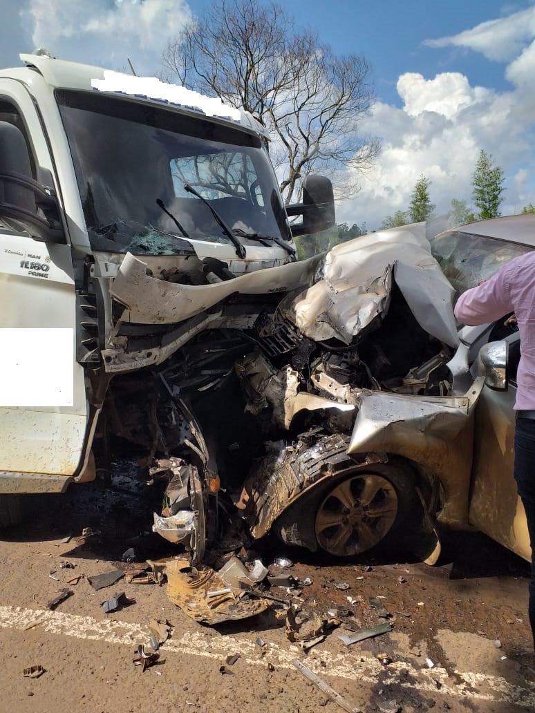 Vítimas de colisão na BR 282 são moradoras da cidade de Presidente Castello Branco