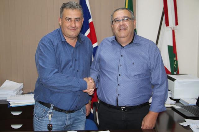 PSL de Piratuba tem novo presidente