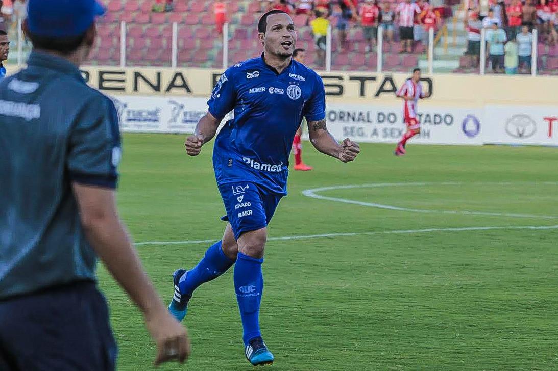 Concórdia Atlético Clube contrata atacante para a série A de 2020