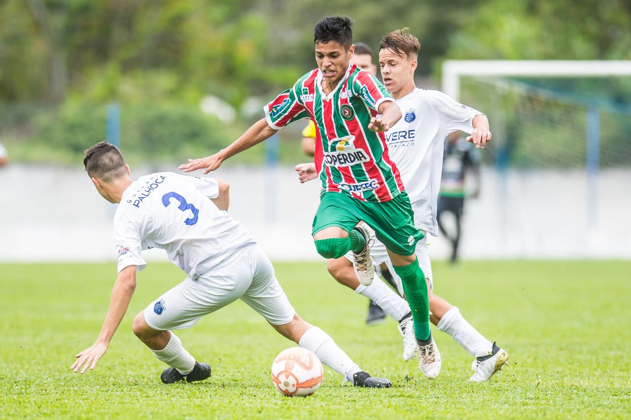 Concórdia Atlético Clube em busca do título da Copa SC