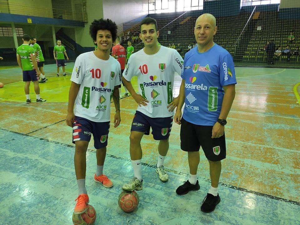 ACF vai enfrentar o Jaraguá Futsal na Semifinal do Catarinense Sub-20
