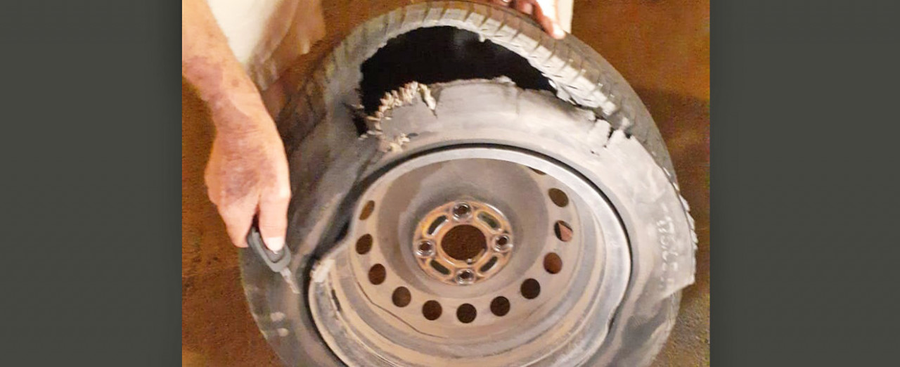 Turistas reclamam dos buracos em rodovias de acesso a Piratuba