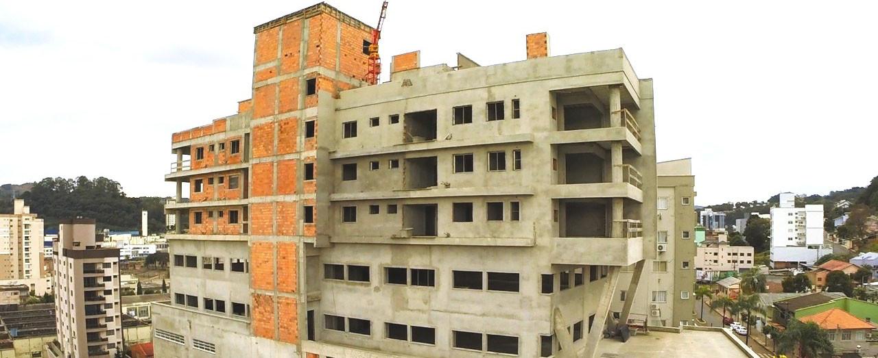 OUÇA: Área construída em Concórdia apresenta crescimento em outubro