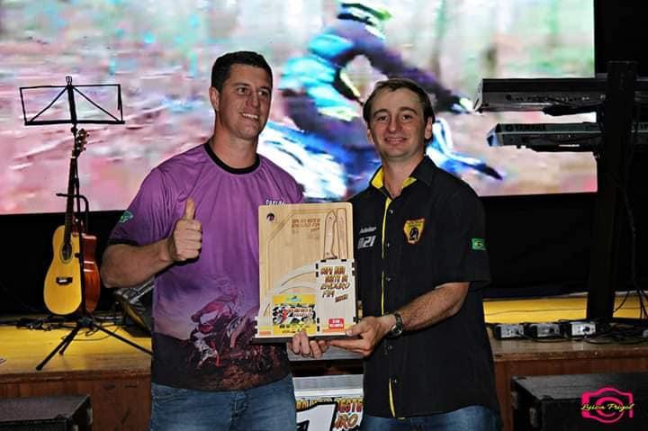 Concordiense vice-campeão de Enduro de Motocross