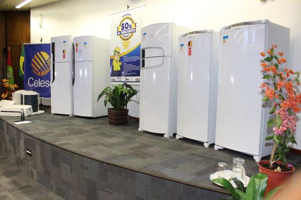 Celesc lança segunda etapa do Bônus Eficiente para eletrodomésticos nesta segunda-feira