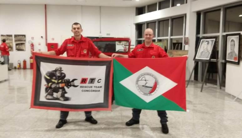 Bombeiros de Concórdia conquistam título em uma categoria no Desafio Nacional de Salvamento Veicular