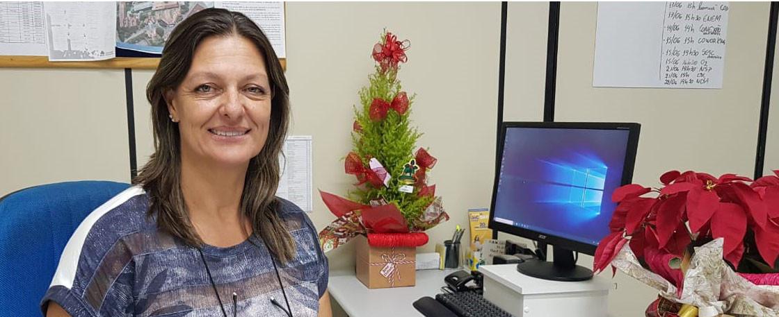 Ivana Schneider é a nova diretora do campus da UnC Concórdia