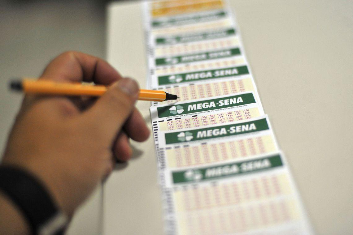 Aposta realizada em Catanduvas acerta 5 números da Mega-Sena e ganha mais de 60 mil