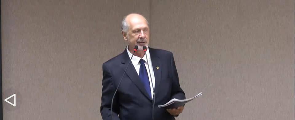 Ex-vereador de Concórdia será homenageado pela Assembleia Legislativa da Bahia