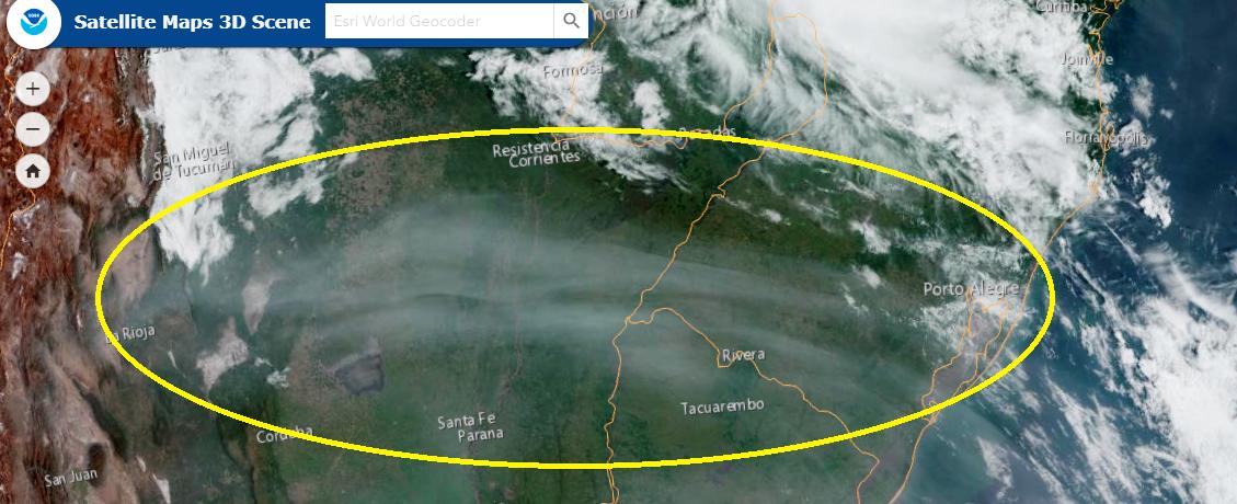 Fumaça da Austrália realmente pode chegar ao Brasil? – OUÇA