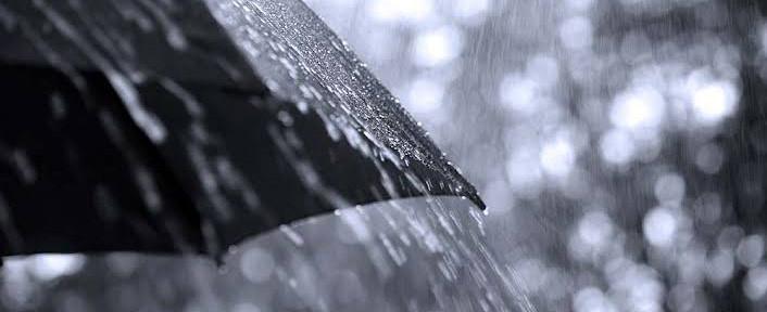 Chuva generosa: Em 24h foram mais de 60mm neste início de fim de semana
