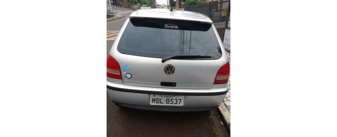PM localiza veículo com registro de furto em Concórdia