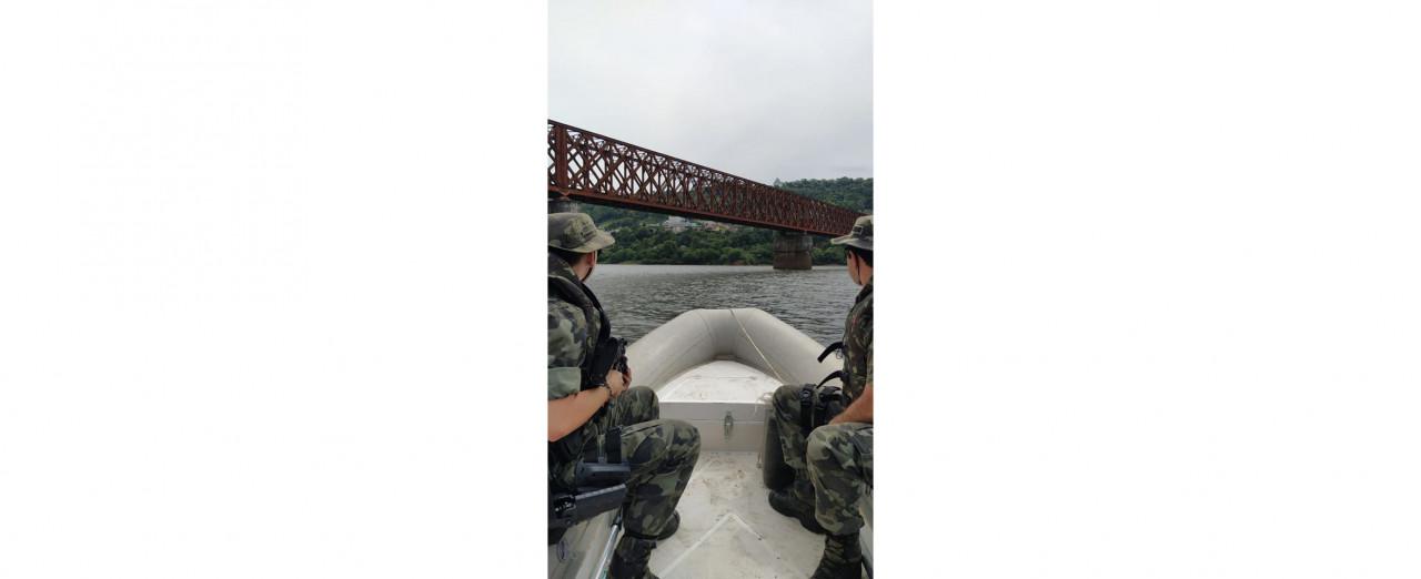 Piracema: Polícia Ambiental faz operação na bacia do Rio Uruguai