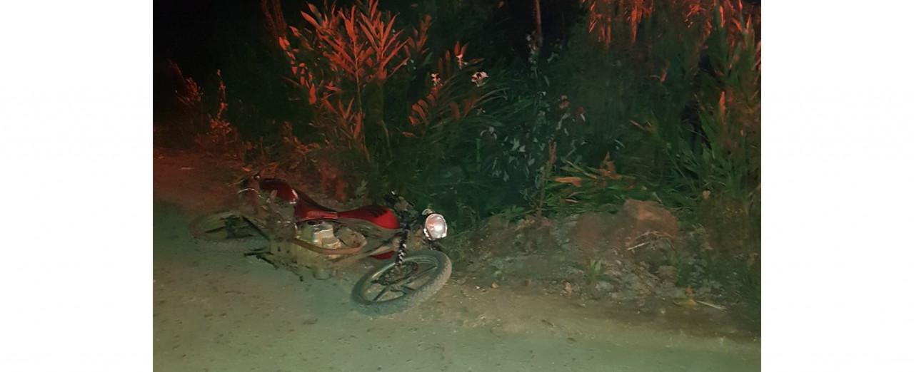 Motociclista perde a vida em acidente no interior de Seara