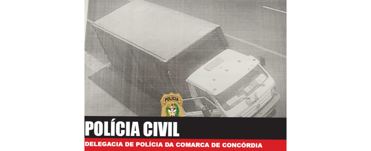 SIC descobre autoria de furto no interior de caminhão na área central