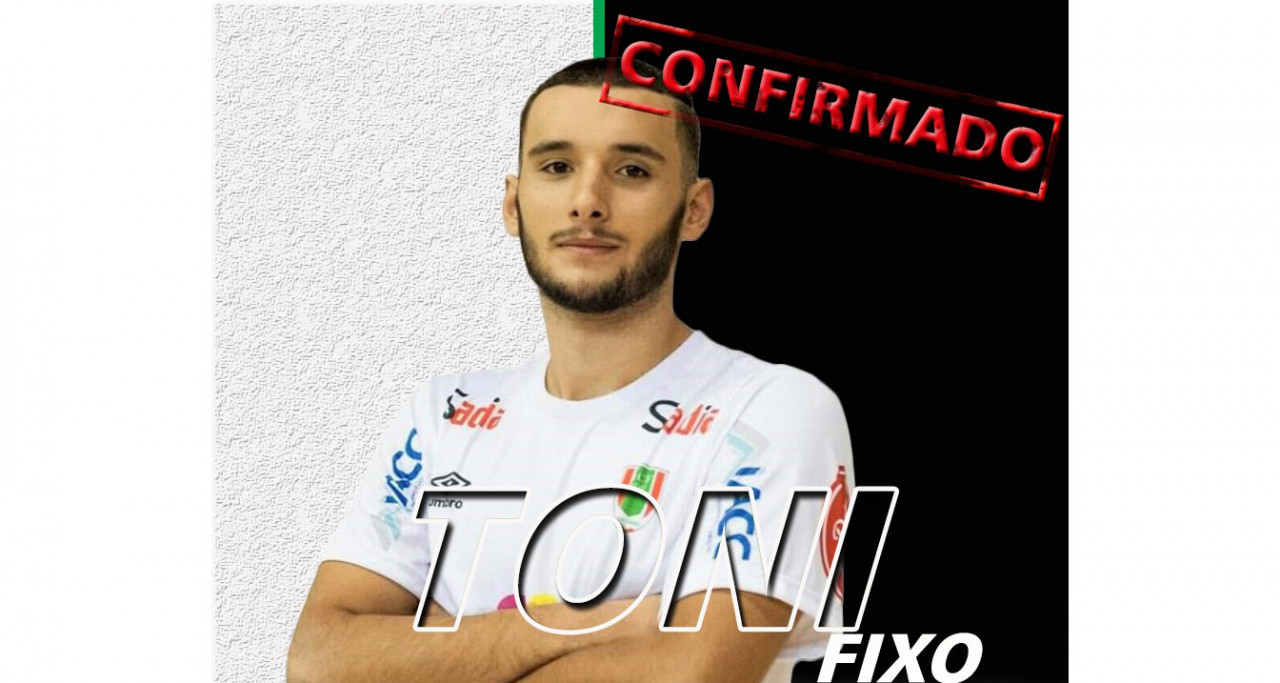 Ex-jogador da base da ACF é o novo contratado do Catanduvas Futsal