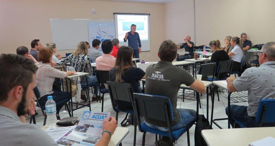 OUÇA: Comitê da Bacia do Rio Jacutinga faz projeção de atividades para 2020