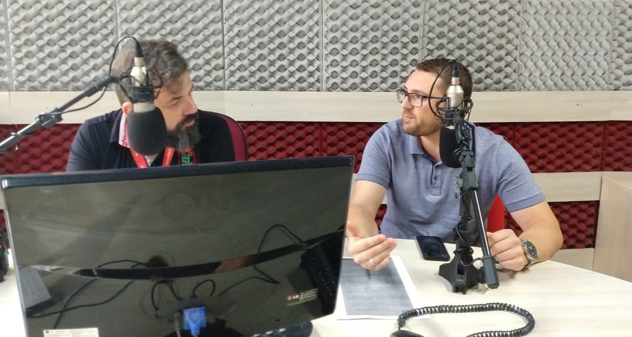 OUÇA: Novo secretário Municipal da Saúde pretende dar continuidade aos trabalhos já planejados