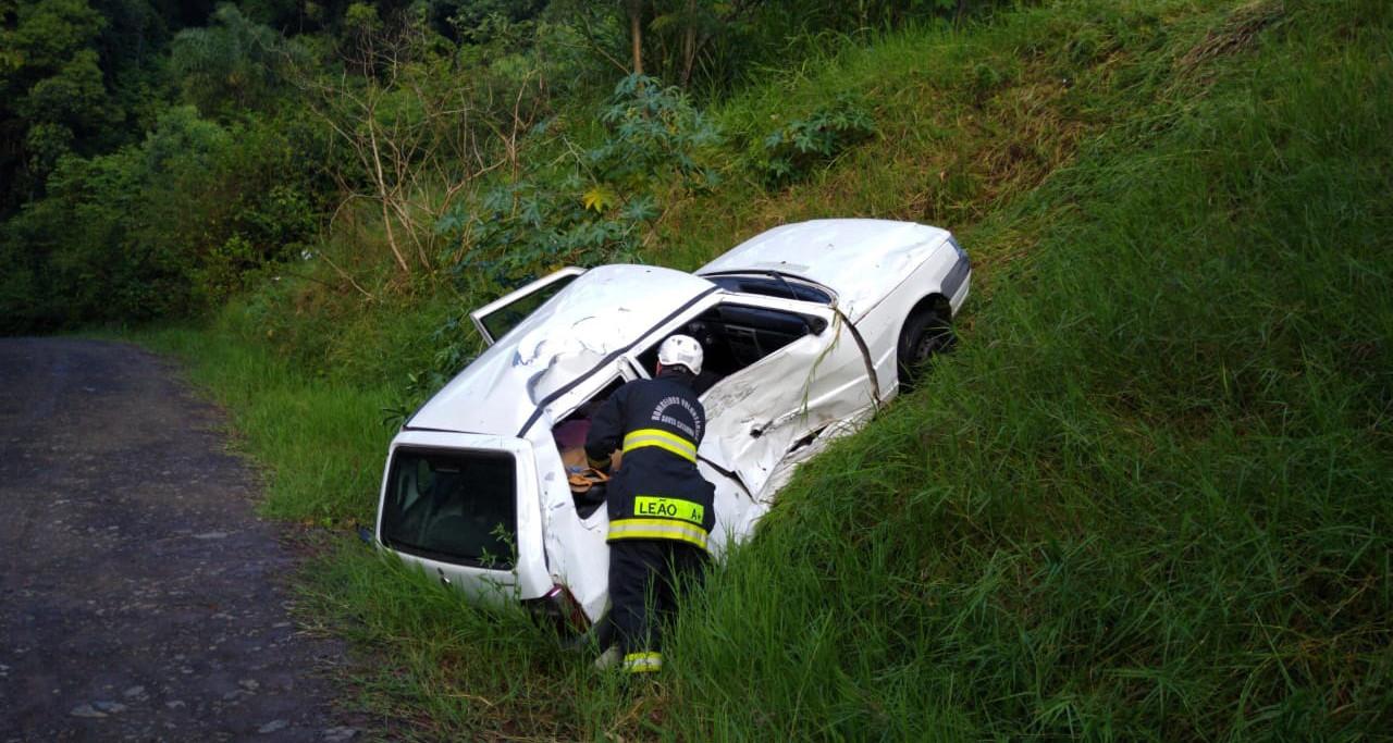 PMRv conclui laudo de acidente com vítima fatal na SC 283