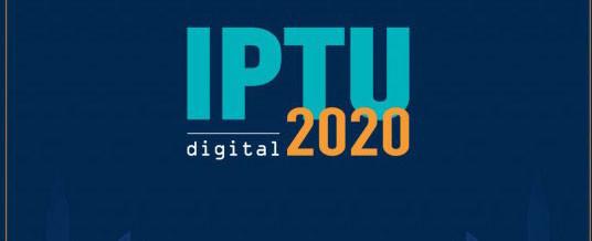 Carnês do IPTU continuam disponíveis para impressão no site da Prefeitura