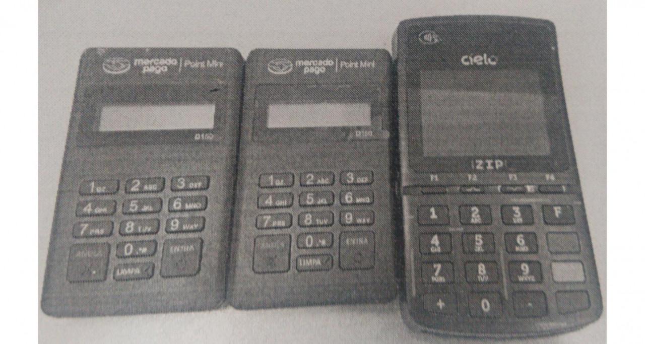 Polícia Civil procura proprietários de máquinas de cartão de crédito