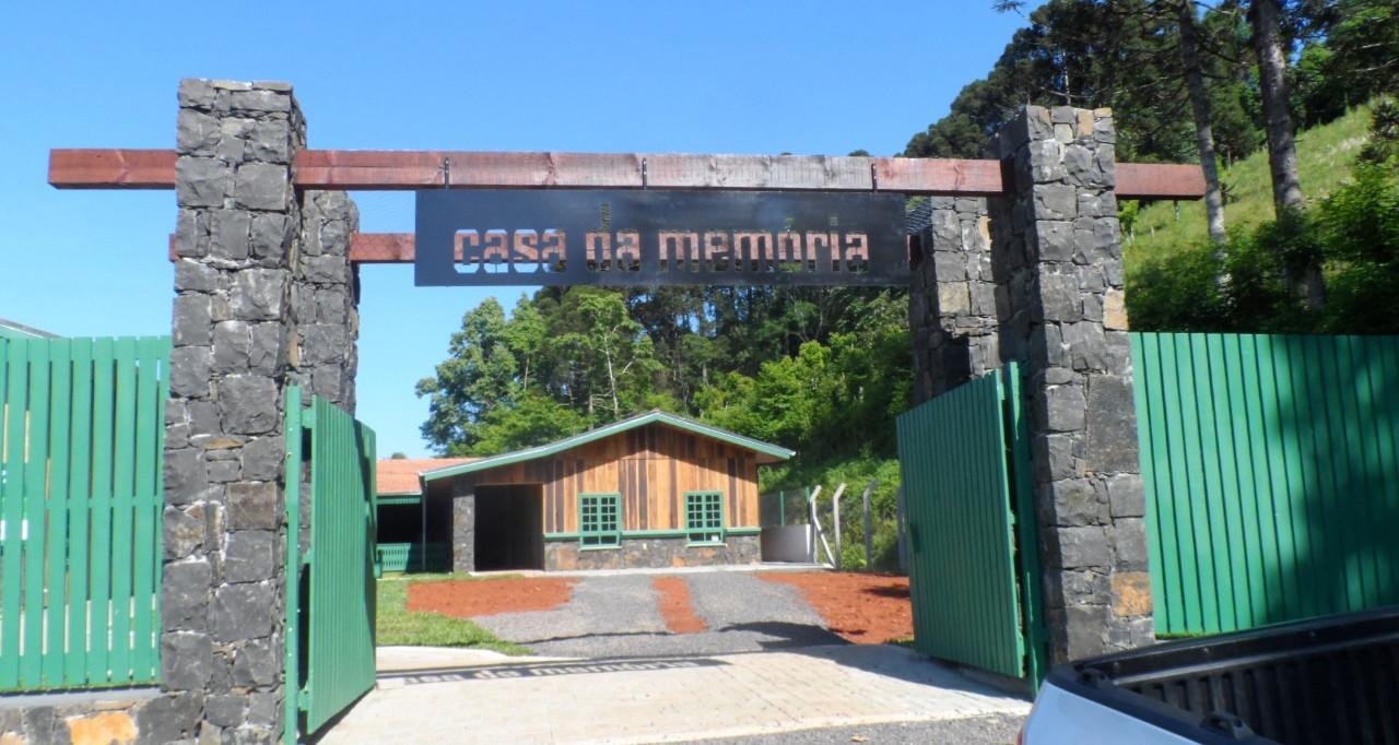 """Casa da Memória de Lageado dos Pintos ser chamará """"César Pellizzaro"""""""