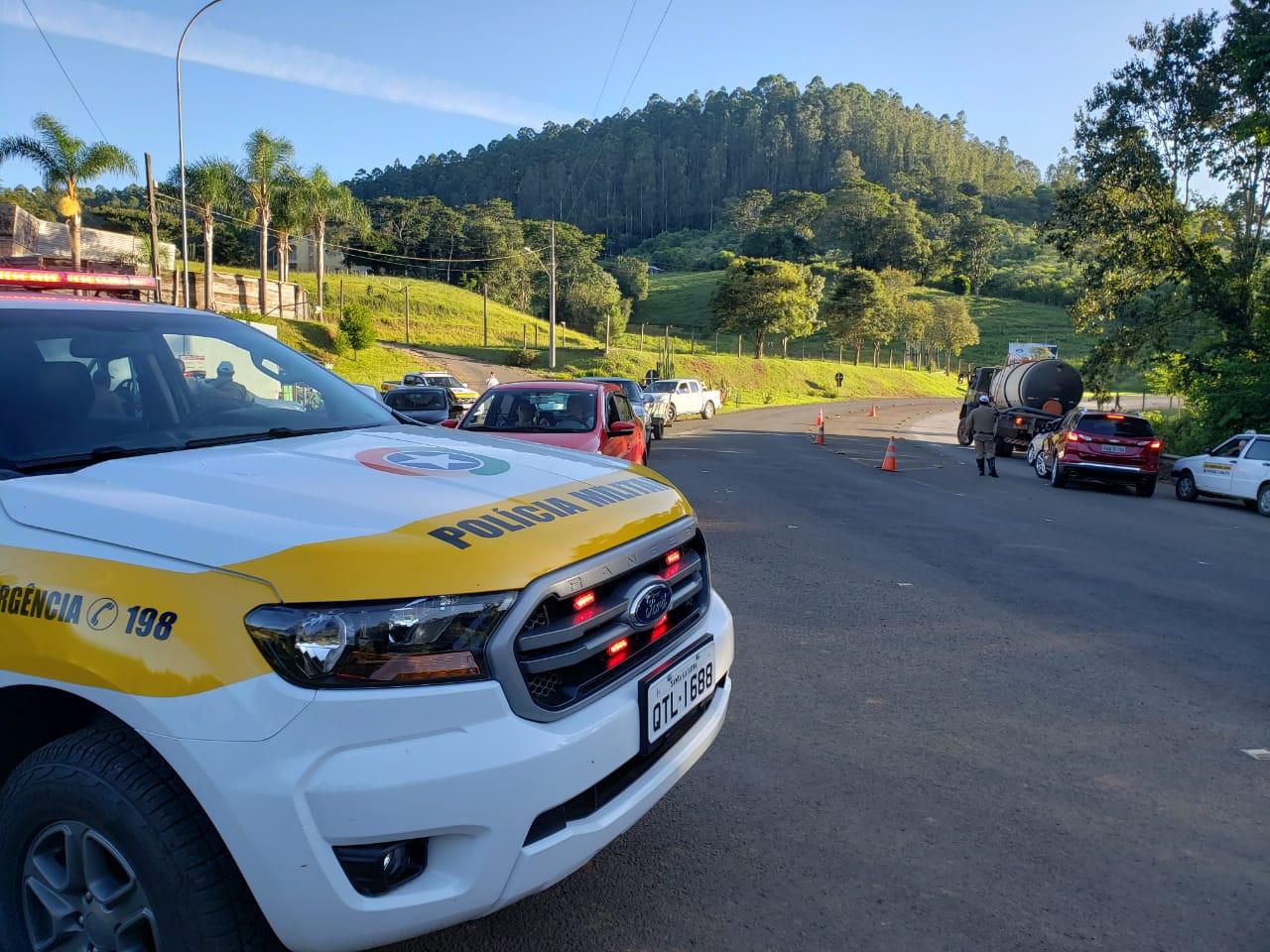 PMRv constata aumento na incidência de motoristas dirigindo embriagados na região
