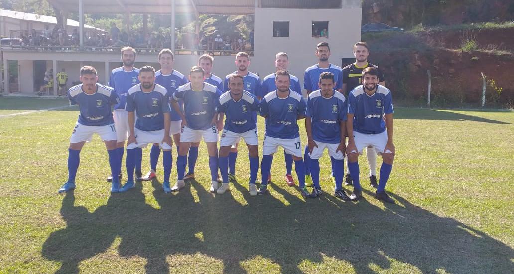 Resultado da Copa Casabela de Futebol Amador