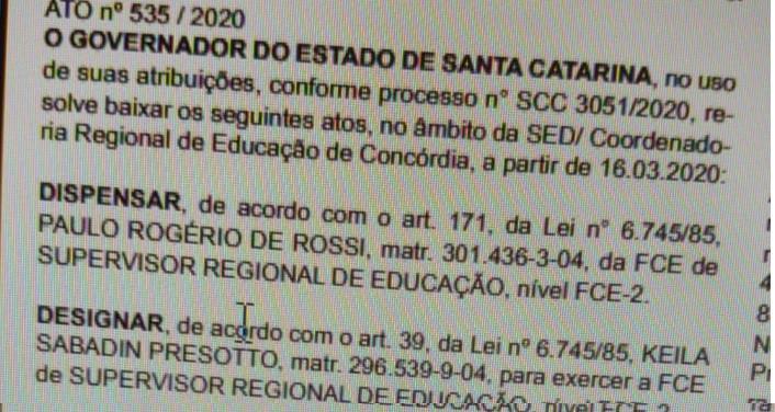 Keila Sababin Presotto será a nova supervisora de Educação