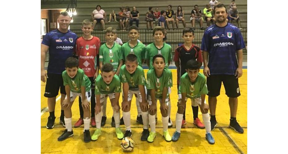 ACF vence dois jogos pela Liga Catarinense de Futsal