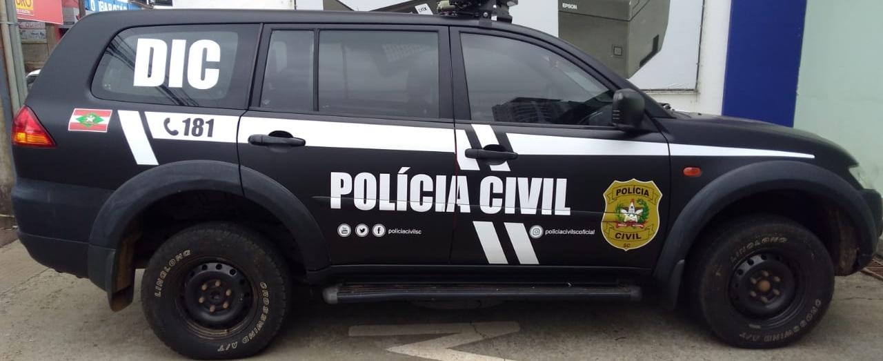 Cai o movimento na Delegacia de Polícia Civil de Concórdia