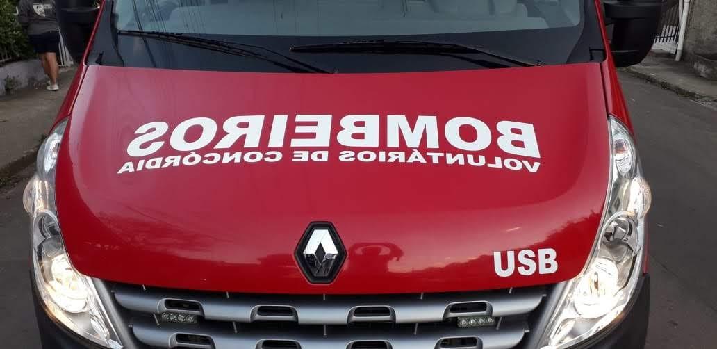 Idoso fica gravemente ferido em acidente com motosserra no interior de Concórdia