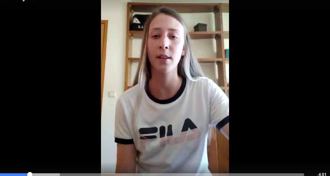 Jovem de Arabutã, que mora em Portugal, relata como está a situação no país europeu