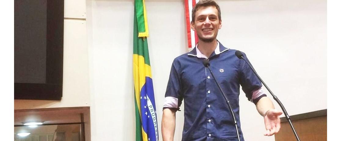 Oposição indica Marcelo Baldissera, do PL, como pré-candidato a prefeito em Ipira