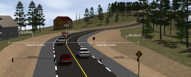 Rodovias no perímetro urbano terão faixa não edificável de 5 metros - OUÇA
