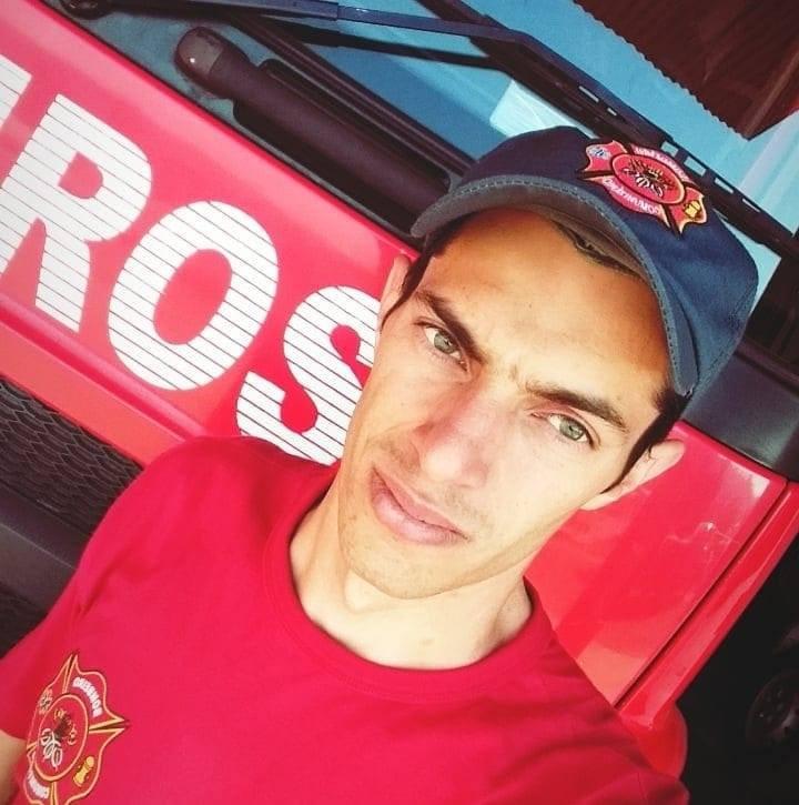 Motorista que morreu em acidente na manhã de sexta-feira em Ponte Serrada era Bombeiro Comunitário