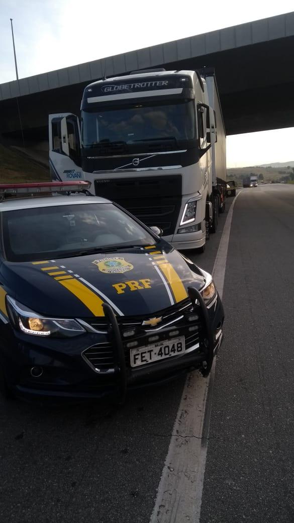 Caminhoneiro de Concórdia que foi assaltado em São Paulo é encontrado