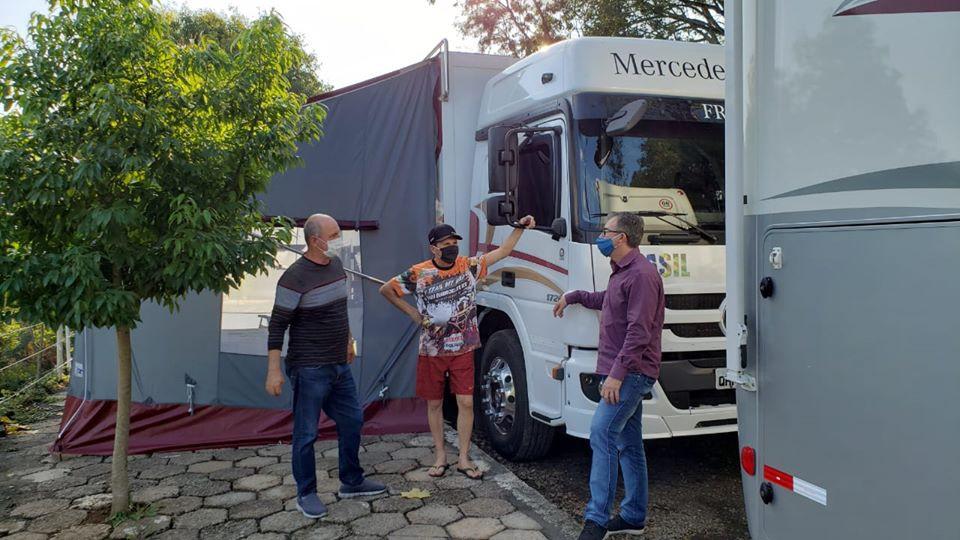 Piratuba recebe primeiros turistas após quarentena de prevenção ao  coronavírus