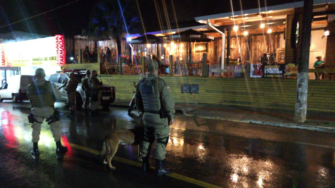 Polícia Militar de Seara intensifica ações de fiscalização de enfrentamento a covid-19