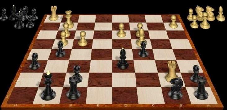 CCX/SEDEC não classifica para Desafio de Xadrez