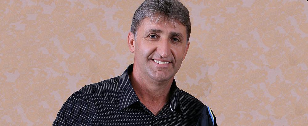 José Luiz Fontanella é o pré-candidato a prefeito do MDB em Piratuba