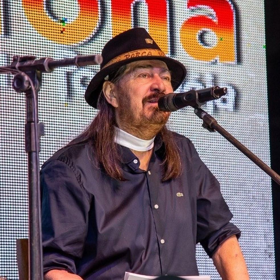 """Morre músico nativista """"Porca Véia"""""""