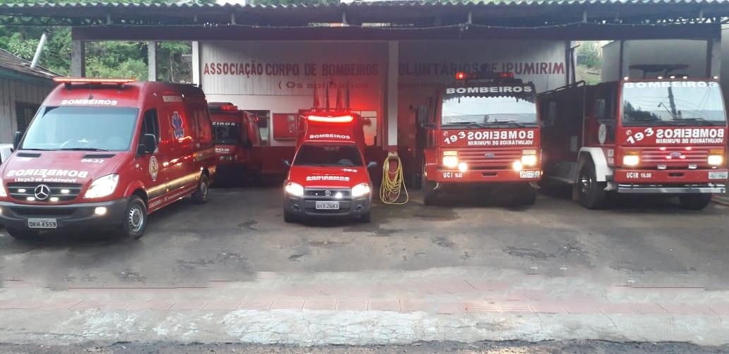 Bombeiros Voluntários de Ipumirim completam 28 anos de atividades nesta quinta-feira