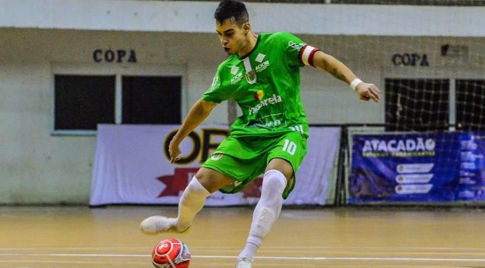Federação confirma início do Campeonato Catarinense de Futsal para o dia 8 de julho