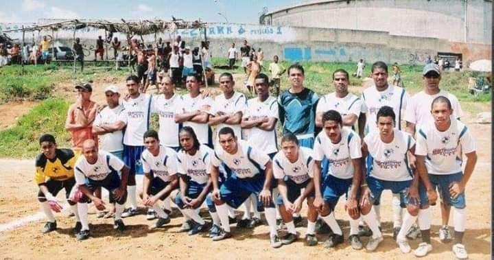 Atleta do Quintino B jogou nos juniores do Vitória da Bahia