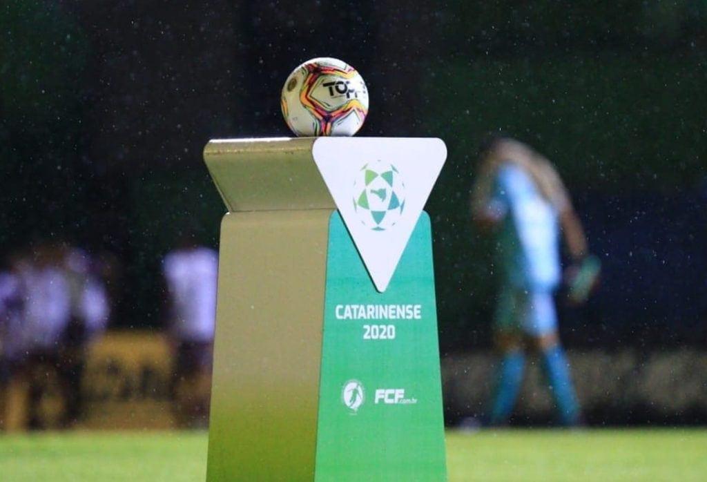 Reunião da FCF define diretrizes para o retorno do Campeonato Catarinense Série A