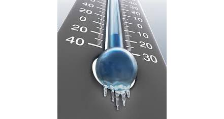 Concórdia registra uma das menores temperaturas do ano